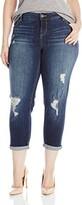 Thumbnail for your product : SLINK Jeans Women's Plus Size Hunter Boyfriend