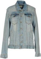 GUESS Denim outerwear - Item 42643512