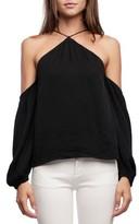 Line & Dot Women's Robaina Cold Shoulder Top