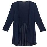 Bobeau Knit Plus Size Cardigan.
