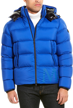 Moncler Quilted Down Coat