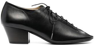 Lemaire Lace-Up Detail Shoes