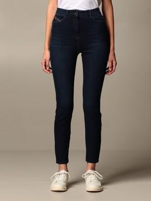 Patrizia Pepe Jeans In Denim