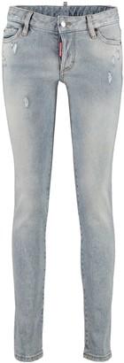 DSQUARED2 Jennifer Jean Ripped Skinny Jeans