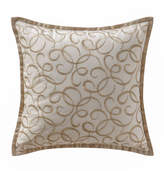 """Waterford Chantelle Embroidered Pillow, 16""""Sq."""