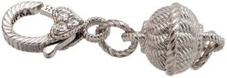 Judith Ripka Sterling Magnetic Jewelry Clasp