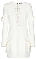 Balmain Cotton Mini Dress