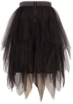 Melissa McCarthy Plus Layered Tulle Skirt