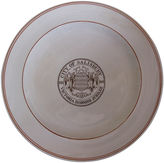 One Kings Lane Vintage City of Salisbury Queen Victoria Plate