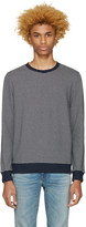 A.P.C. Navy Jeremie Pullover