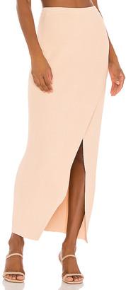 Amuse Society Mona Knit Maxi Skirt