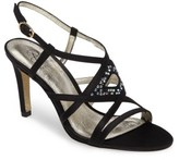 Adrianna Papell Women's Ace Embellished Sandal