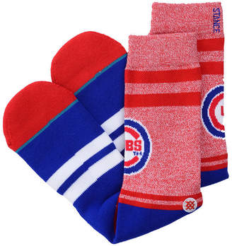 Stance Chicago Cubs Diamond Collection Socks