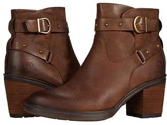 Børn Derica (Black Full Grain) Women's Boots