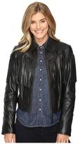 Stetson Fringed Leather Jacket