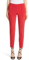 Yigal Azrouel Women's Crop Bi-Stretch Pants