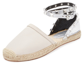 Rebecca Minkoff Gilles Ankle-Wrap Espadrille