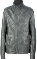 Carol Christian Poell buffalo leather jacket