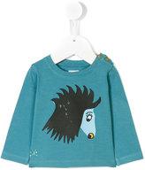 No Added Sugar Ronnie Wood-en Horse sweatshirt