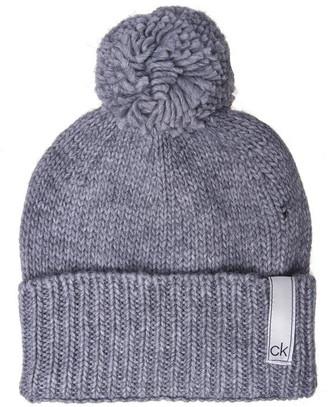 Calvin Klein Twist Knit Ladies Beanie