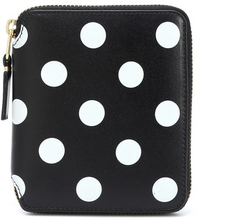 Comme des Garcons Dots Medium leather wallet