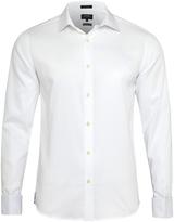 Oxford Beckton Frenchcuff Shirt White X