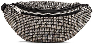 Alexander Wang Attica Soft Mini Fanny Crossbody Bag in Black | FWRD