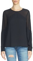 1 STATE 1.STATE Sheer Inset Top