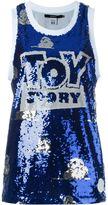 Joyrich 'Toy Story' vest - women - Polyester - S