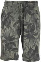 Dries Van Noten Tropical Bermuda Shorts
