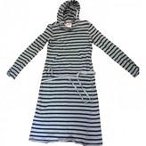Jean Paul Gaultier Grey Cotton Dresses