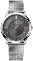 Calvin Klein Unisex Minimal Series Watch