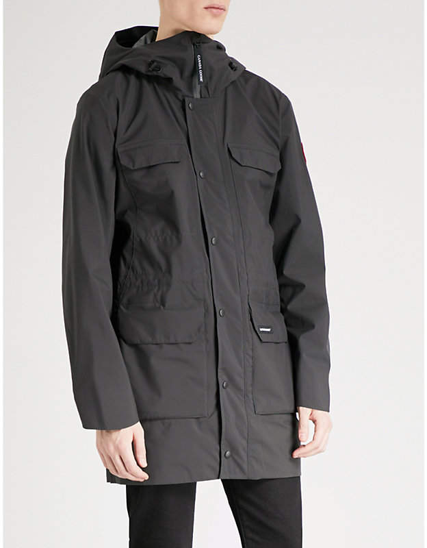 Canada Goose Harbour adjustable shell jacket