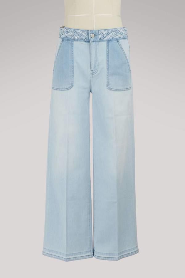 Dahlia cropped pants