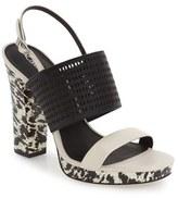 Calvin Klein Women's 'Breannie' Slingback Platform Sandal