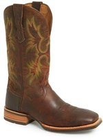 Ariat Men's 'Tombstone Ats' Leather Cowboy Boot