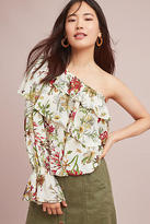 Eri + Ali Noah One-Shoulder Blouse