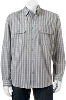 Woolrich Men's Tall Pine Classic-Fit Plaid Button-Down Shirt
