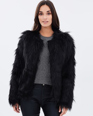 Unreal Fur Women's Jackets - Unreal Dream Jacket - Size One Size, XS at The Iconic