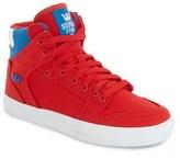 Supra Toddler Boy's 'Vaider' High Top Sneaker