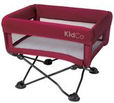 KidCo DreamPod® Portable Bassinet in Cranberry