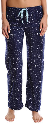 Blis Women's Sleep Bottoms Midnight - Midnight Stars Drawstring Pajama Pants - Women & Plus