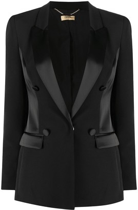 Liu Jo Single-Breasted Tailored Blazer