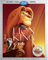 Disney The Lion King Blu-ray Combo Pack