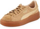 Puma Core Suede Platform Sneaker