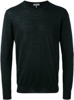 Lanvin crew neck sweater - men - Wool - S