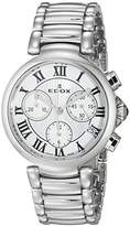 Edox Women's 10220 3M AR LaPassion Analog Display Swiss Quartz Watch