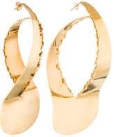 Celine Devoured Splitted Drop Earrings
