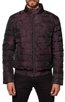 Jared Lang Chicago Camo Down Puffer Jacket