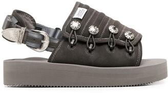 Suicoke x Toga Pulla platform sandals